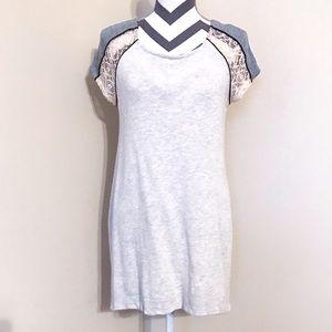 Anthropologie Dress: Scrapbook Casual Knit Dress
